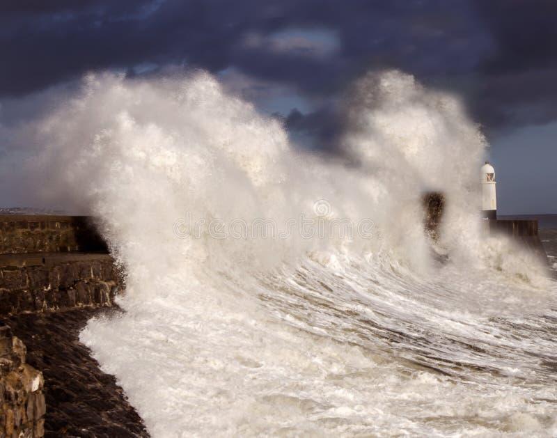 Porthcawl photographie stock libre de droits