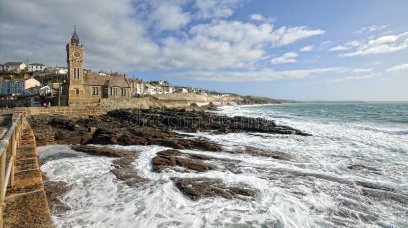 Porthleven, Cornwall zdjęcie stock