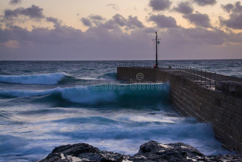 Porthleven Cornwall Anglia obrazy stock