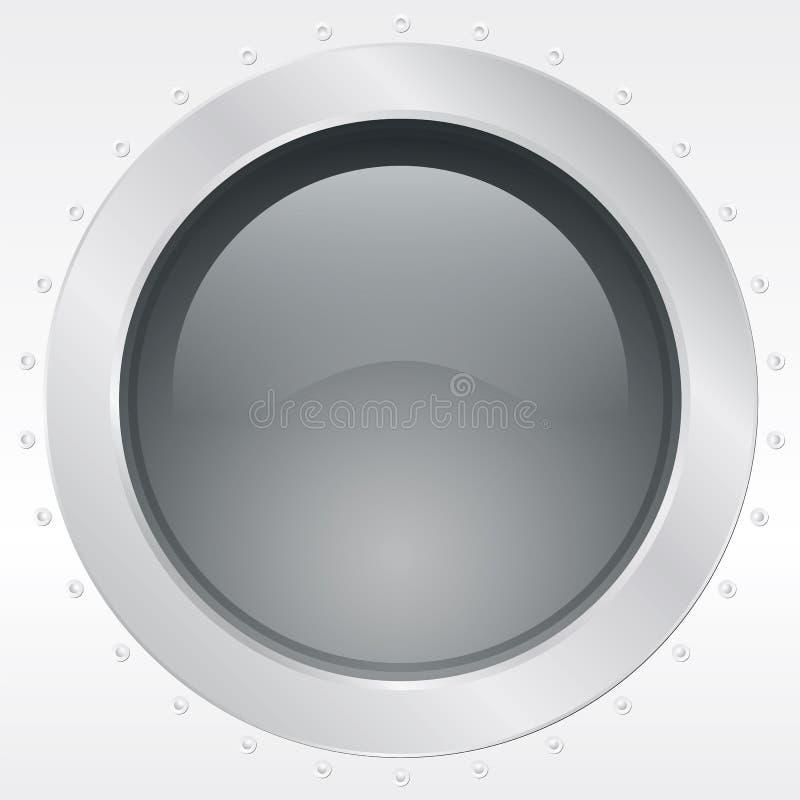 porthole иллюстрация вектора