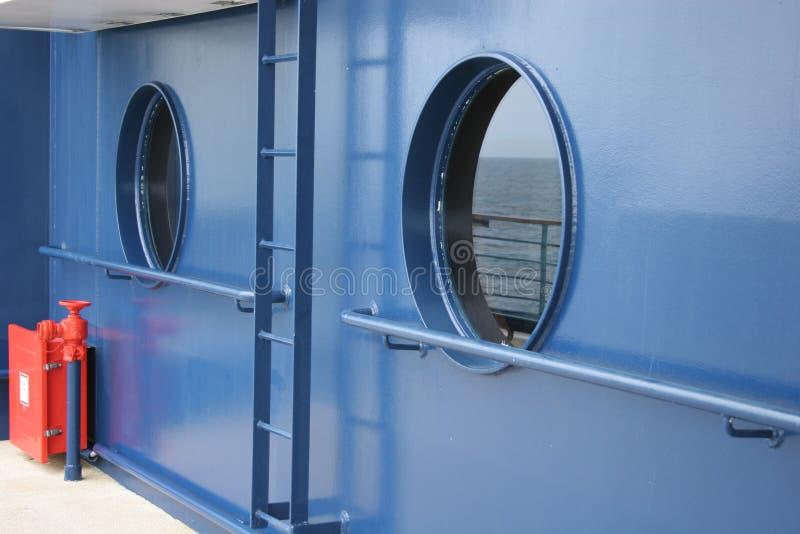 Portholes stock photos