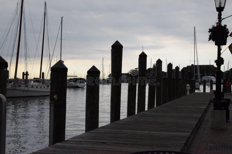 Porticciolo di Annapolis immagine stock