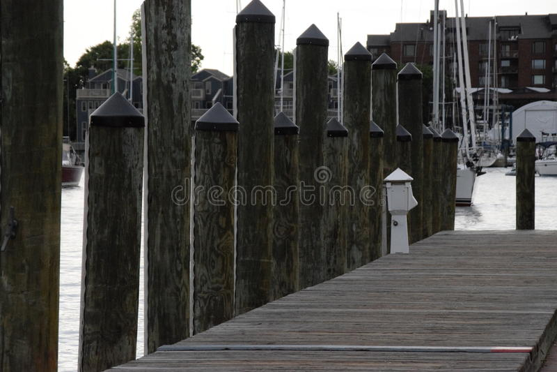 Porticciolo di Annapolis fotografia stock libera da diritti