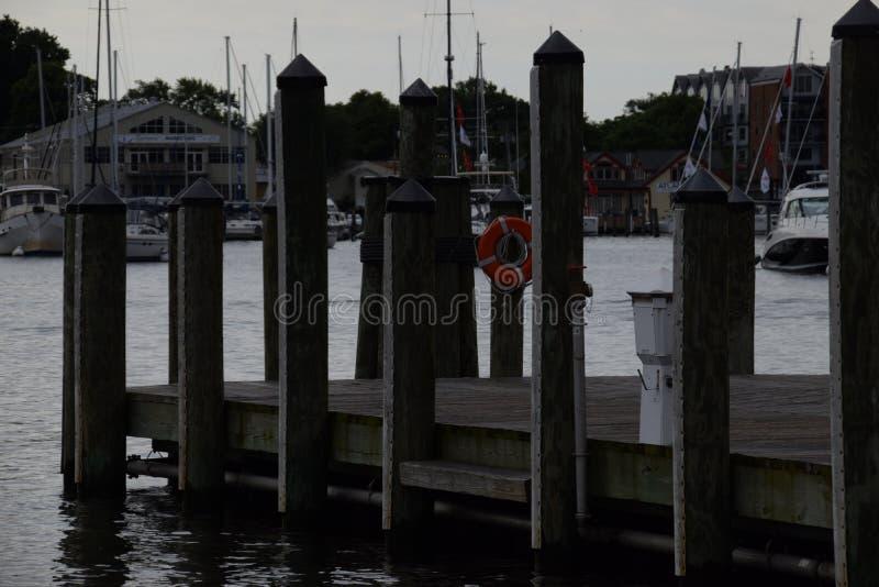 Porticciolo di Annapolis immagine stock libera da diritti