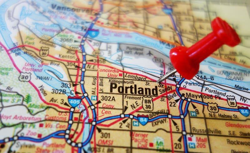 Portland imagens de stock