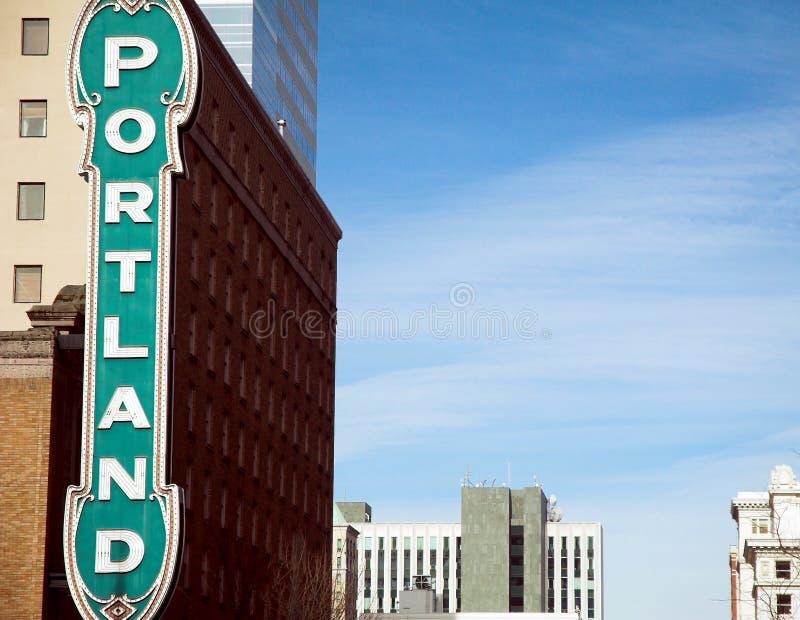 Portland photographie stock