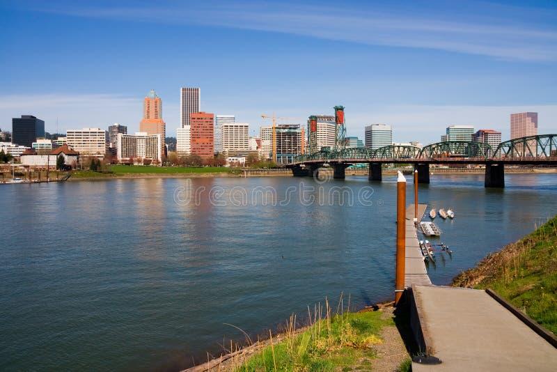 Portland image libre de droits
