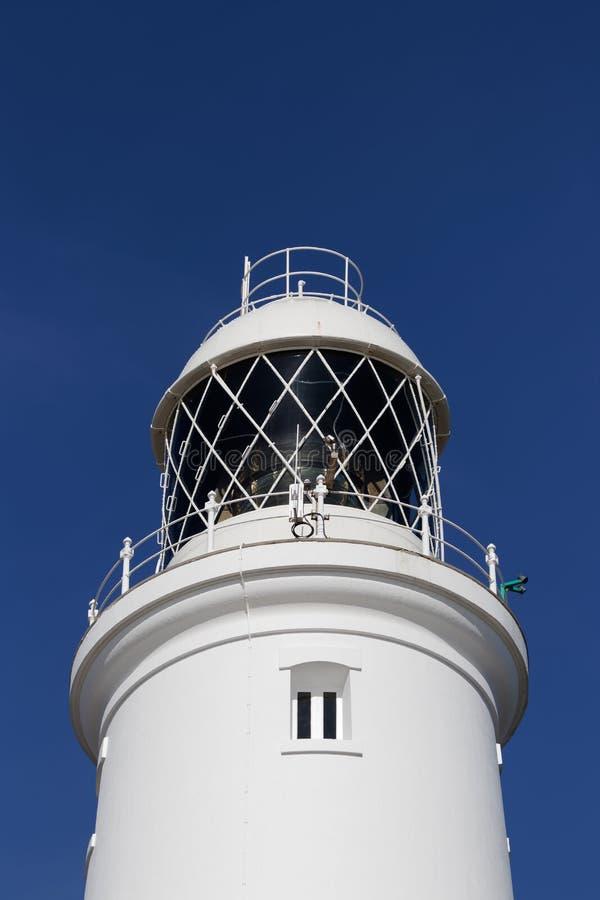 PORTLAND BILL, DORSET/UK - 16 FÉVRIER : Vue de Portland Bill images stock