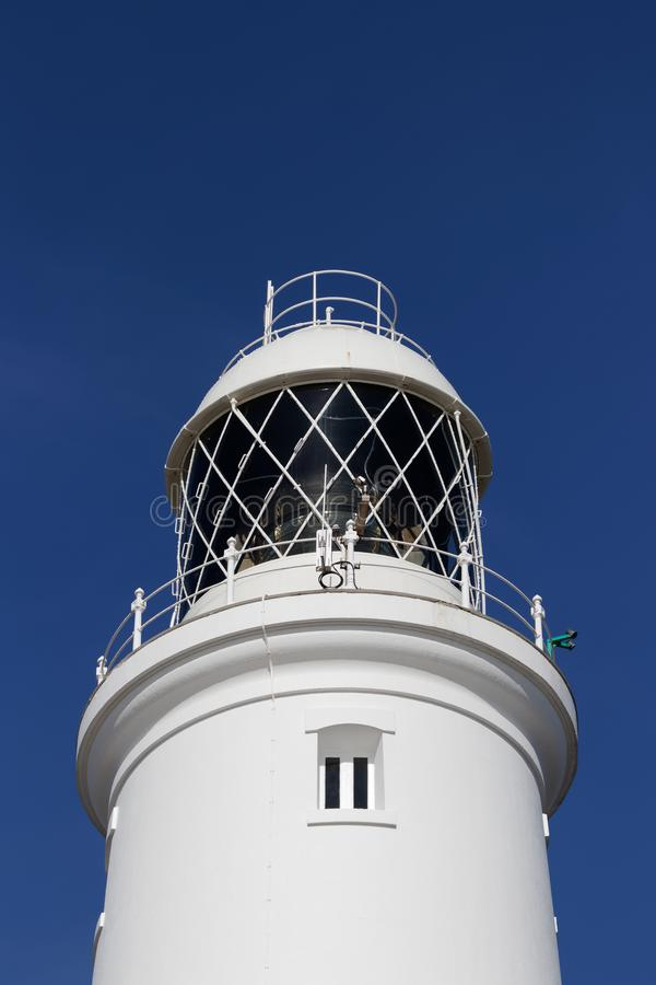 PORTLAND BILL, DORSET/UK - FEBRUARY 16 : View of Portland Bill stock images