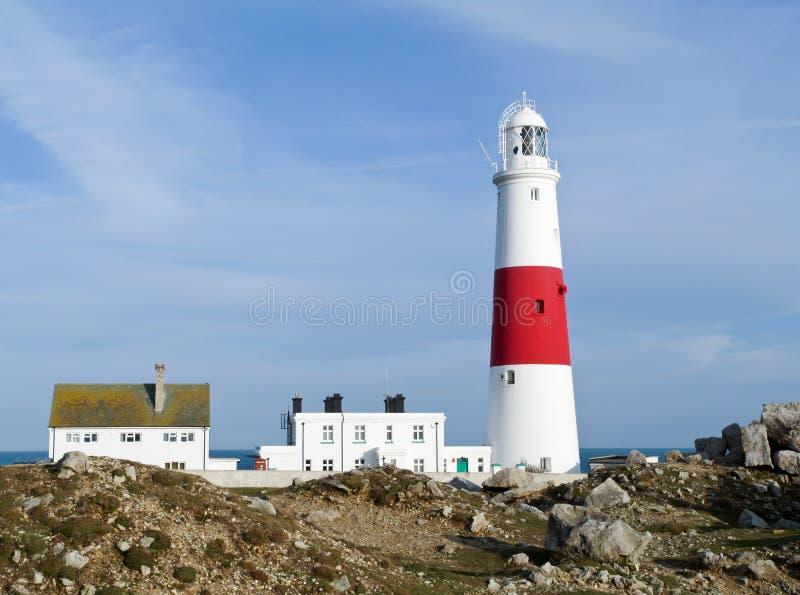 Portland Bill Lighthouse, Dorset, UK