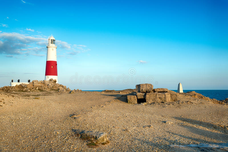 Portland Bill stock photo