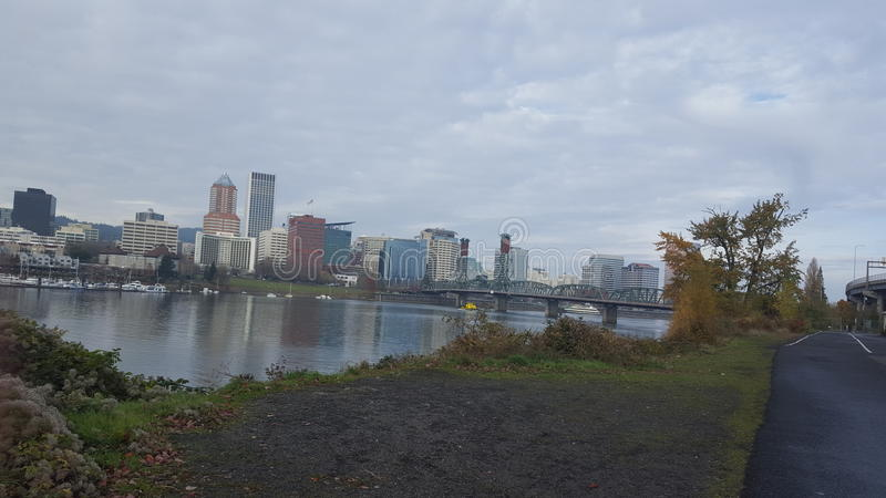 Portland royalty free stock images