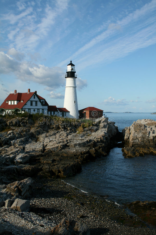 Free Portland Head Light Stock Images - 6588074