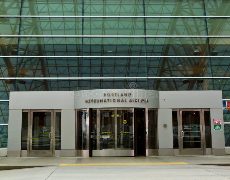 Download Portland International Airport Editorial Stock Image - Image: 18975809