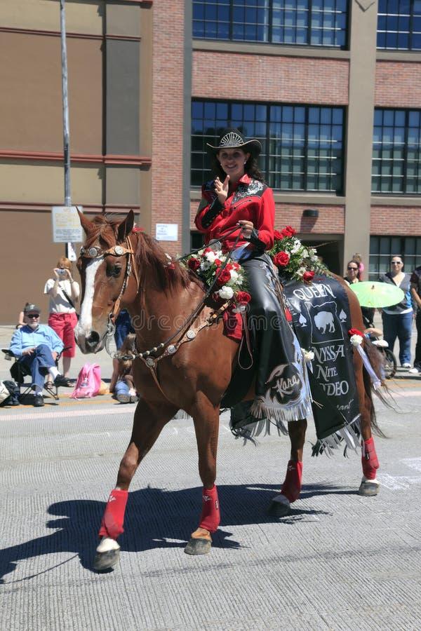 Download PORTLAND - JUNE 12: ROSE FESTIVAL ANNUAL PARADE. Editorial Image - Image: 14788315