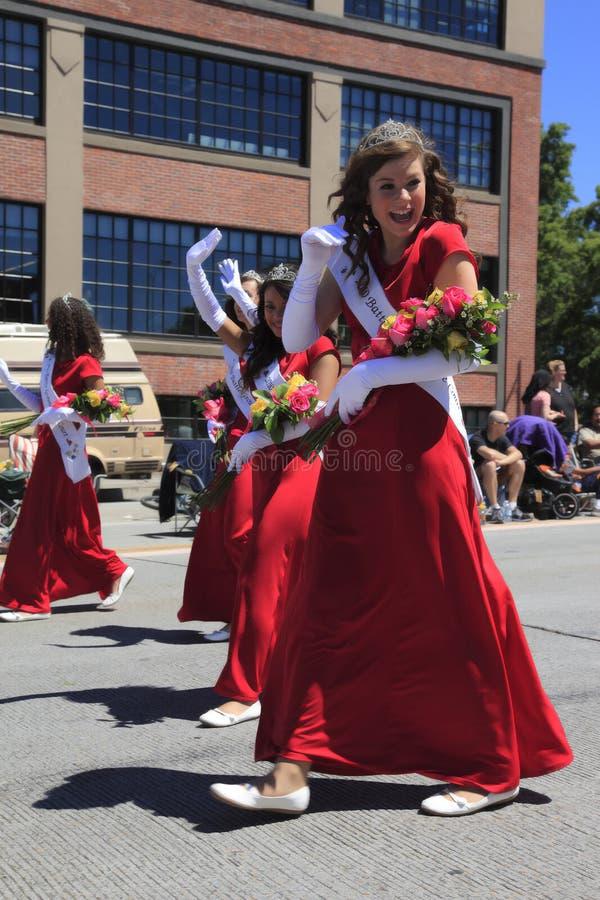 Download PORTLAND - JUNE 12: ROSE FESTIVAL ANNUAL PARADE. Editorial Photo - Image: 14860291