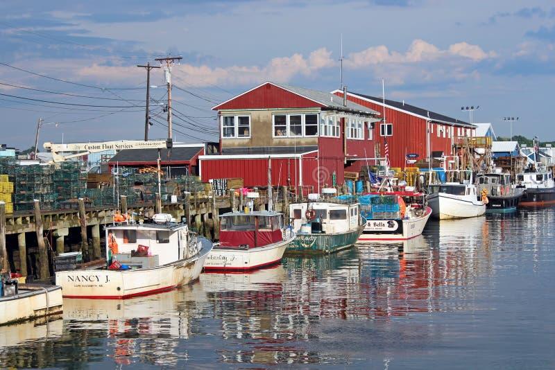 Portland, Maine fotos de stock royalty free