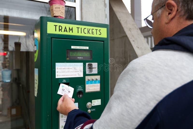 Portland, Orégon le 19 novembre 2011 photos libres de droits
