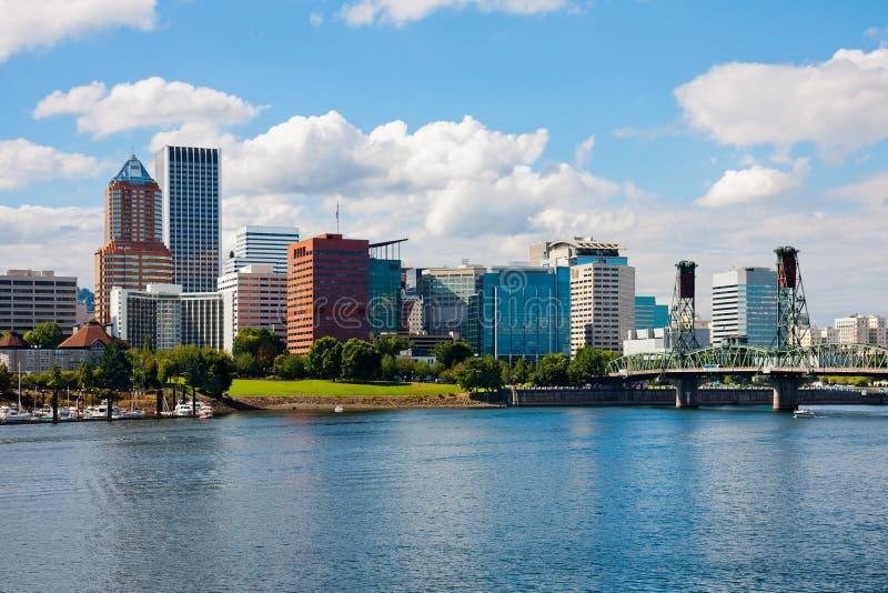 Portland Oregon imagens de stock