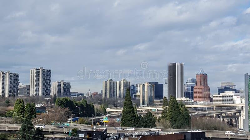 Portland, Oregon imagenes de archivo