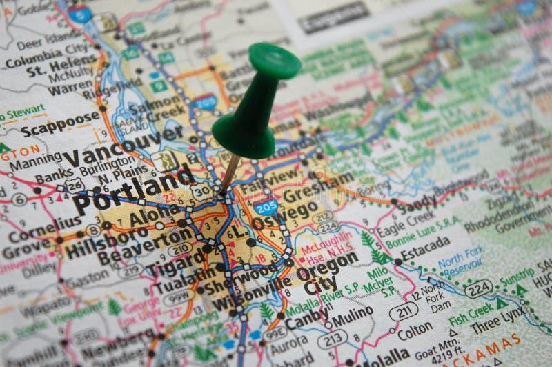 Portland, Oregon fotografia de stock royalty free