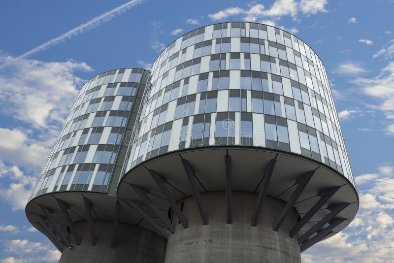 Portland står högt i Köpenhamn arkivbild