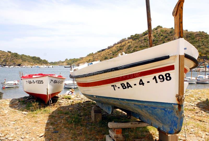 Portlligat - Cadaques - España foto de archivo libre de regalías