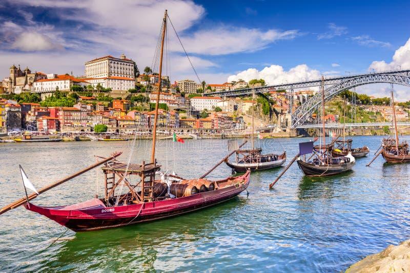 Porto Португалия стоковые изображения rf