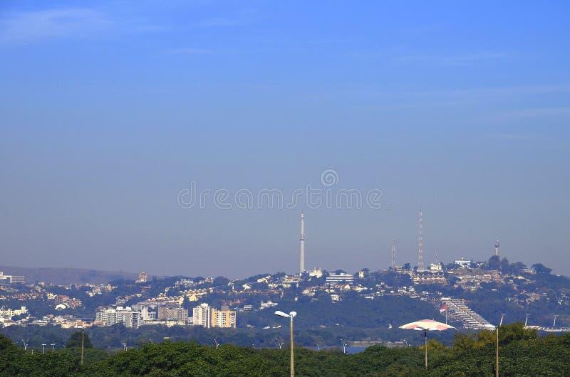 Porto Alegre, Brésil image stock