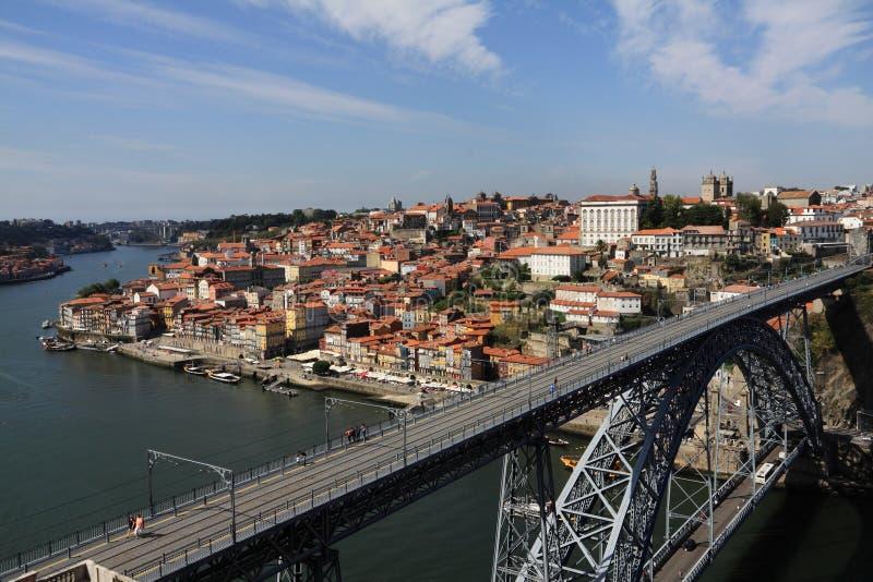 Porto au Portugal photographie stock libre de droits