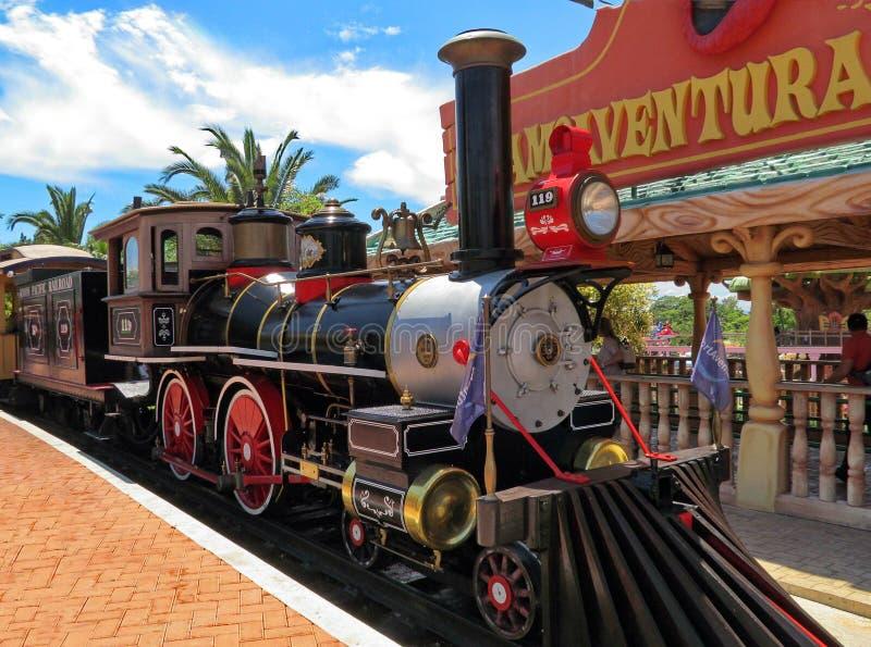 Porto Aventura imagem de stock royalty free