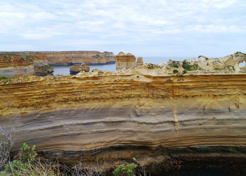 Porto Campbell National Park foto de stock