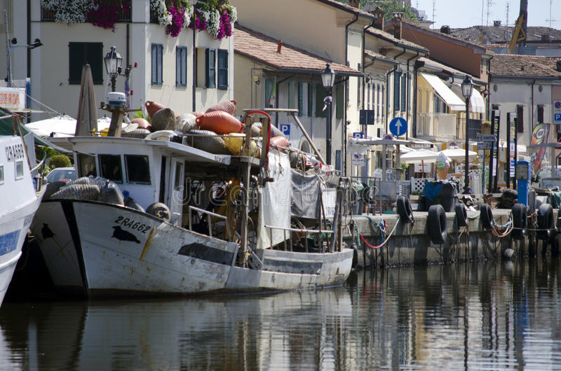 Port channel Cervia