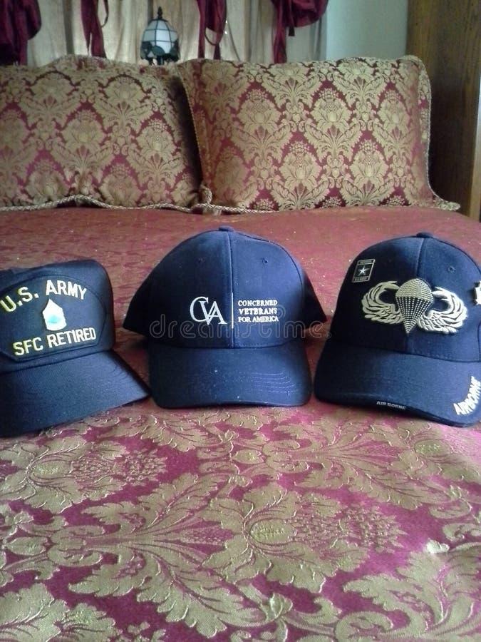Porto 3 cappelli fotografia stock
