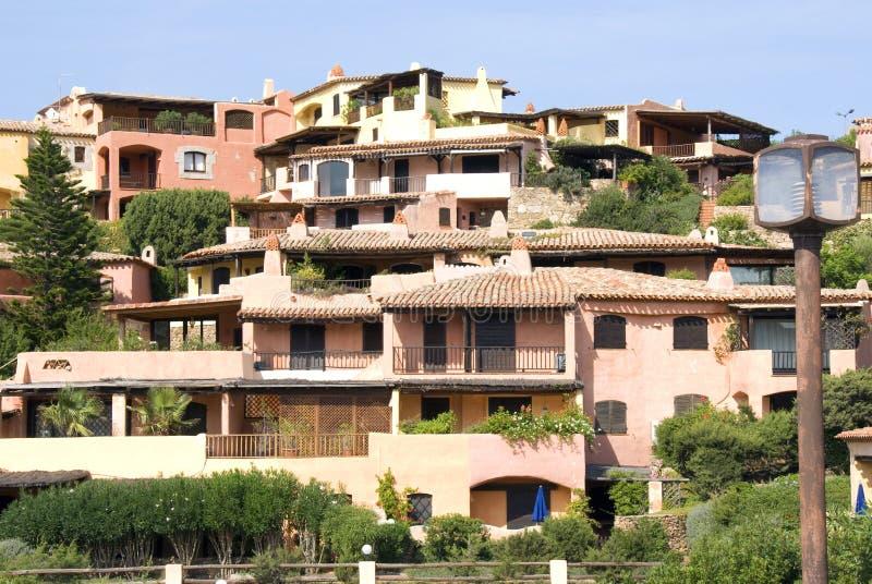 Porto Cervo - Sardinia imagens de stock royalty free