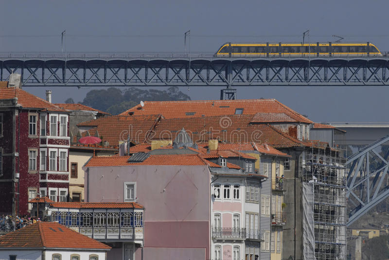 Porto City Royalty Free Stock Images