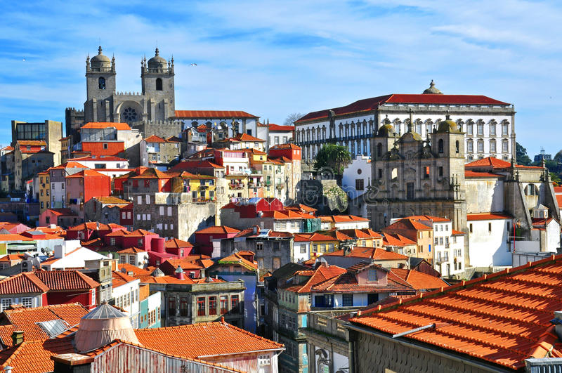 Download Porto cityscape editorial image. Image of historic, clergymen - 39599260
