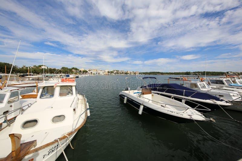 Porto Colom majorca fotos de stock royalty free