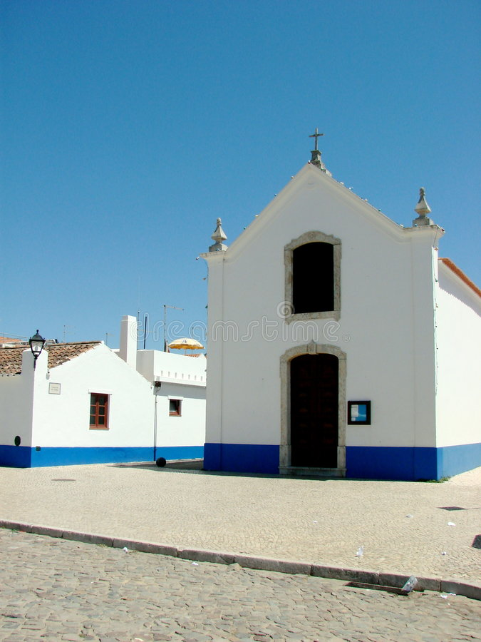 Porto Covo, Portugal royalty free stock photo