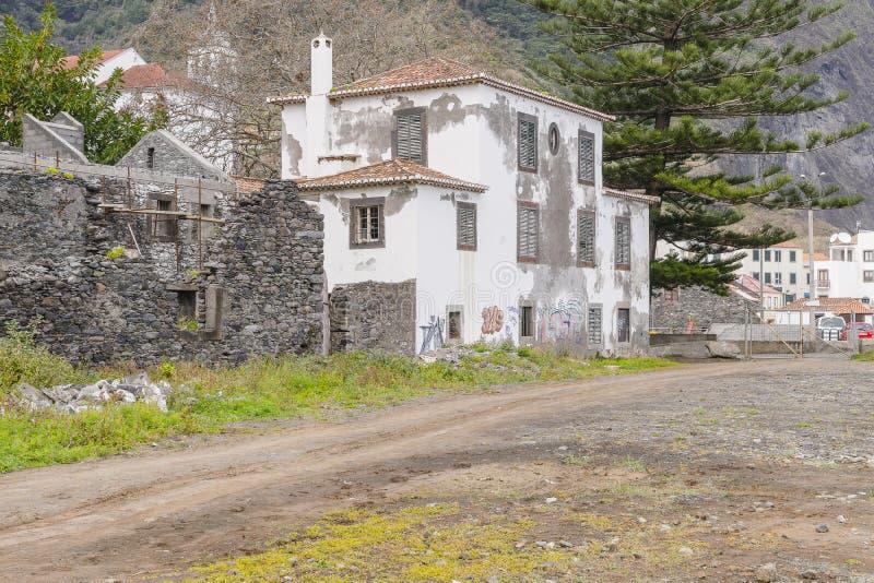 Porto DA Cruz royalty-vrije stock foto