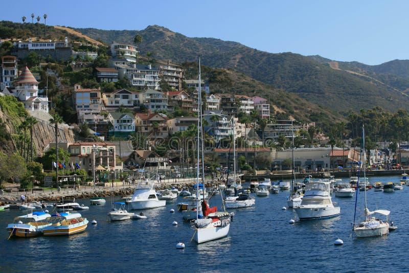 Porto de Avalon foto de stock royalty free