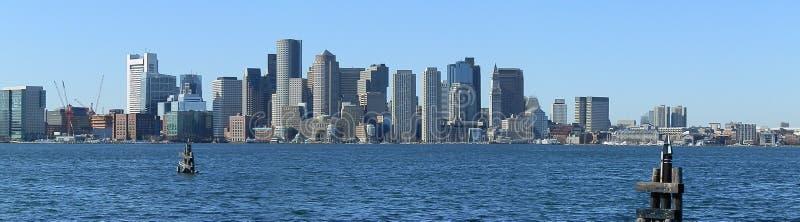 Porto de Boston imagem de stock royalty free