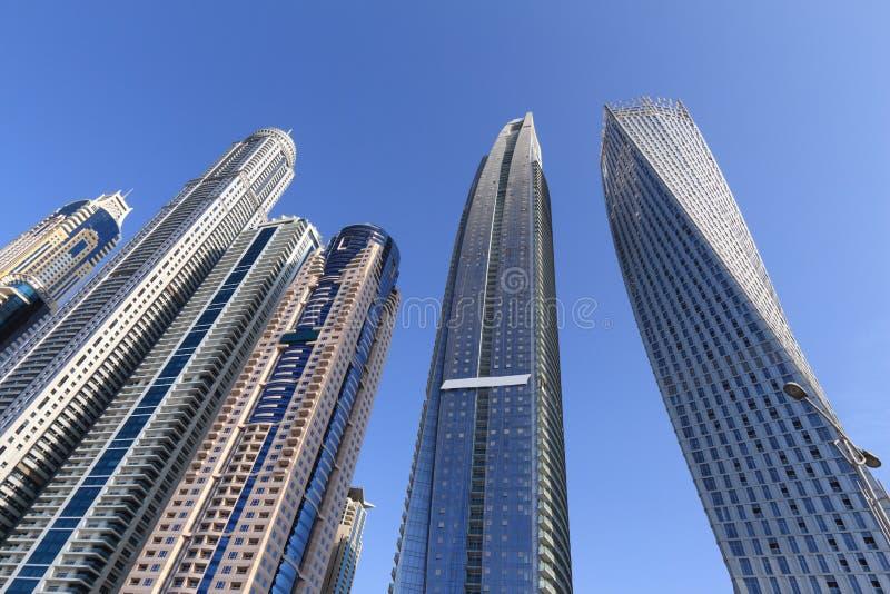 Porto de Dubai imagens de stock royalty free