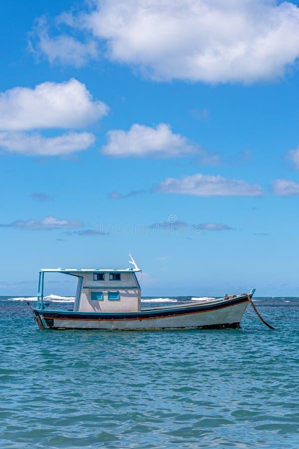 Porto de Galinhas, Ipojuca, Pernambuco, Brasil - em maio de 2019: uma das praias as mais bonitas no mundo, onde você pode tomar foto de stock royalty free