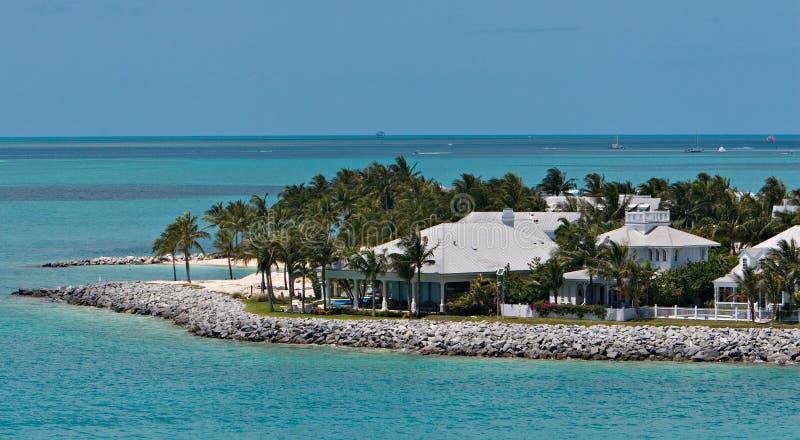 Porto de Key West fotos de stock royalty free