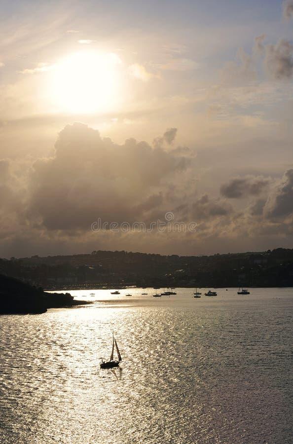 Download Porto de Kinsale foto de stock. Imagem de costa, água - 10061208