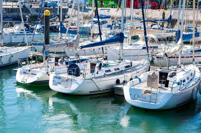 Porto de Lisboa, Portugal fotos de stock royalty free