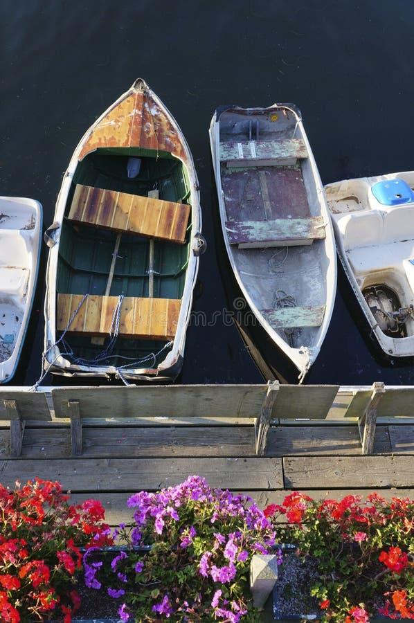 Porto de Monterey Califórnia fotos de stock royalty free
