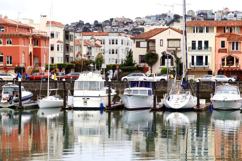 Porto de San Francisco fotografia de stock