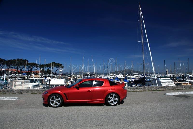 Porto de San Francisco imagem de stock royalty free